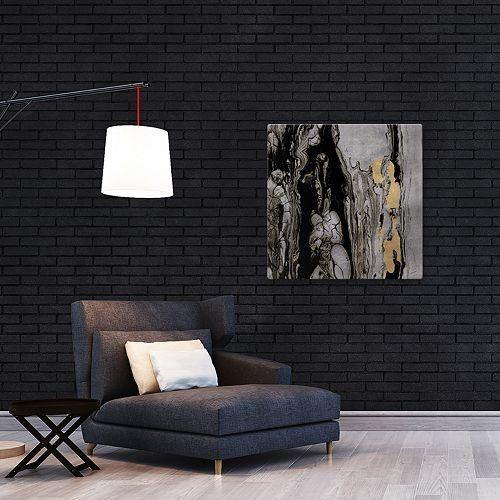 Artissimo Designs Elemental Gold Wall Art