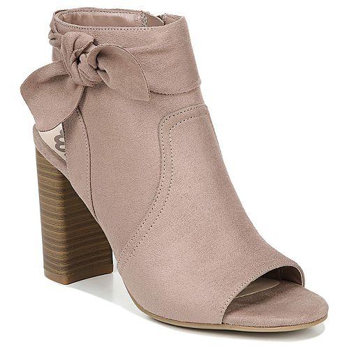 Fergalicious Monica City Women's Peep Toe Boots