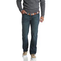 203d15de Men's Wrangler Regular-Fit Advanced Comfort Jeans