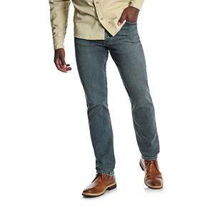 Men's Wrangler Regular-Fit Advanced Comfort Jeans