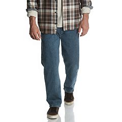 Men's Wrangler Regular-Fit Advanced Comfort Jeans