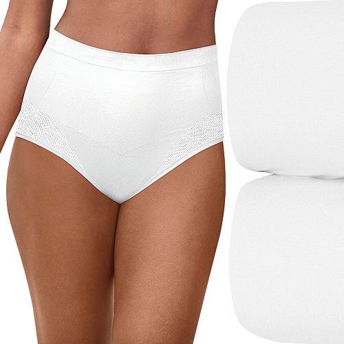 de17651929d4 Women's Bali Comfort Revolution 2-Pack Firm Control Brief DF0048