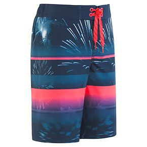 Boys 8-20 Under Armour Blazer Boardshorts