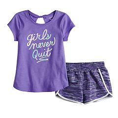 e277ea16229707 Girls Active Kids Toddlers Clothing | Kohl's