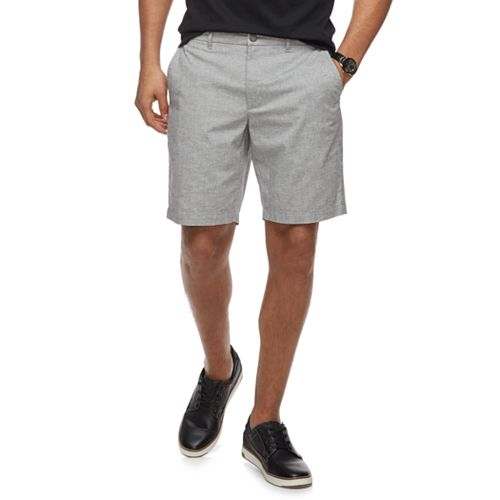 Men's Marc Anthony Slim-Fit 9-inch Stretch Waistband Shorts