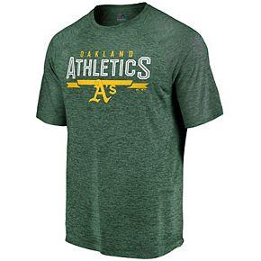 Men's Oakland Athletics Raise The Level Tee