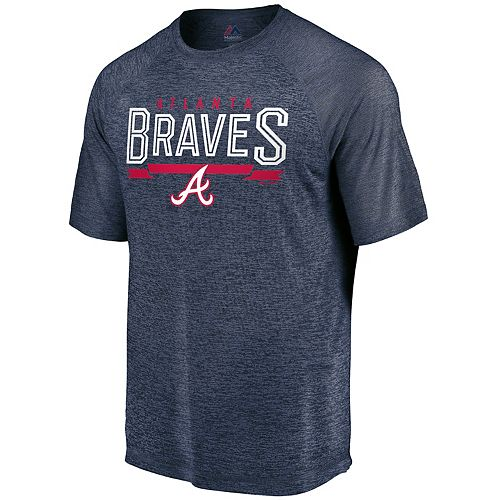 Men's Raise the Level Atlanta Braves Graphic Tee