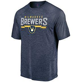 Men's Raise the Level Milwaukee Brewers Graphic Tee