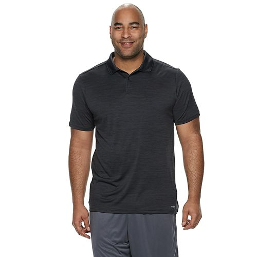 Big & Tall Tek Gear® DRY TEK Regular-Fit Performance Polo
