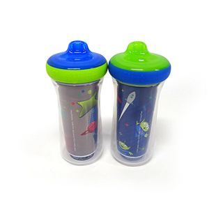 Disney / Pixar Toy Story Buzz Lightyear & Woody 2-pack Insulated Sippy Cups