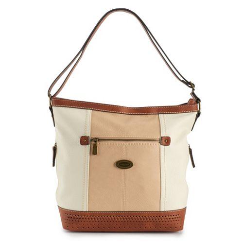Concept Fanning Hobo Bag