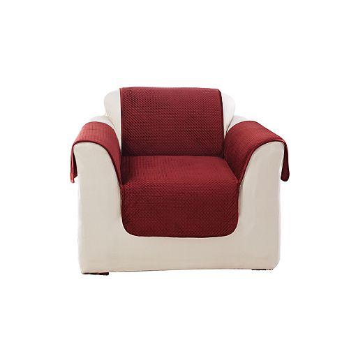 Sure Fit Elegant Stitch Chair Furniture Protector