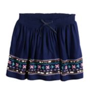 Girls 4-12 SONOMA Goods for Life? Sequined Skort