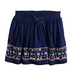 Girls 4-12 SONOMA Goods for Life™ Sequined Skort
