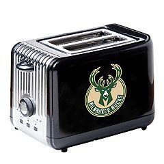 Milwaukee Bucks Two-Slice Toaster