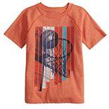 Boys 4-12 SONOMA Goods for Life? Basketball Raglan Tee