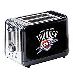 Oklahoma City Thunder Two-Slice Toaster