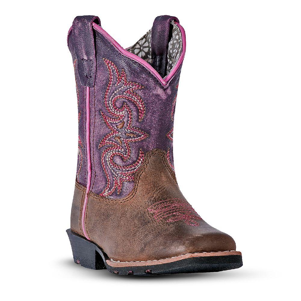 Dan Post Tryke Toddler Girls' Western Boots