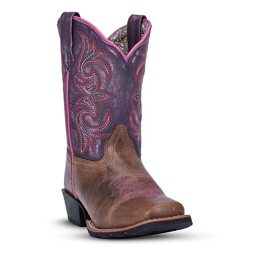 Dan Post Majesty Girls' Western Boots