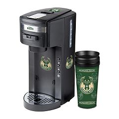 Milwaukee Bucks Deluxe Coffee Maker