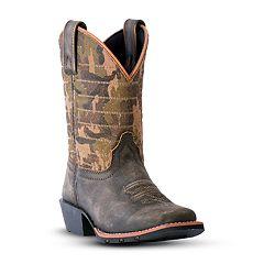 Dan Post Foxtrot Boys' Western Boots