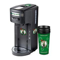 Boston Celtics Deluxe Coffee Maker