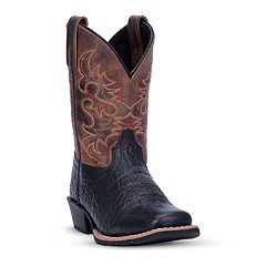 Dan Post Little River Boys' Western Boots