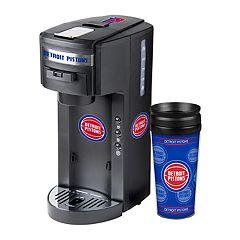 Detroit Pistons Deluxe Coffee Maker