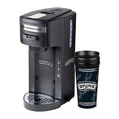 San Antonio Spurs Deluxe Coffee Maker