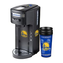 Golden State Warriors Deluxe Coffee Maker