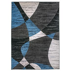 World Rug Gallery Geometric Shapes Rug