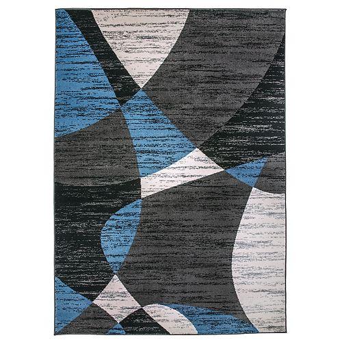World Rug Gallery Geometric Shapes Rug
