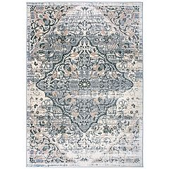 World Rug Gallery Distressed Traditional Rug