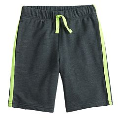 Boys 4-12 Jumping Beans®  Striped Knit Shorts
