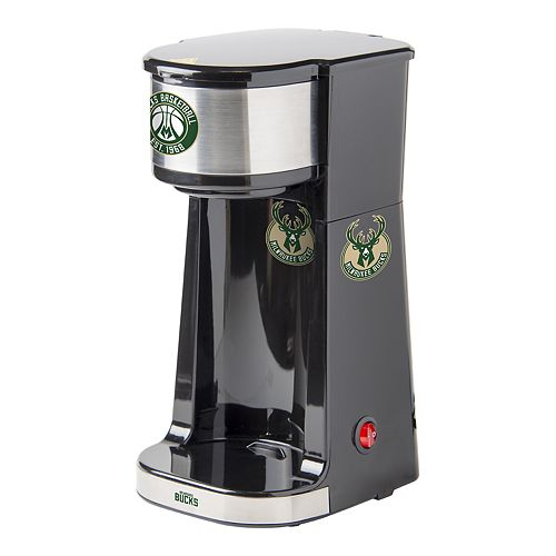 Milwaukee Bucks Small Coffee Maker