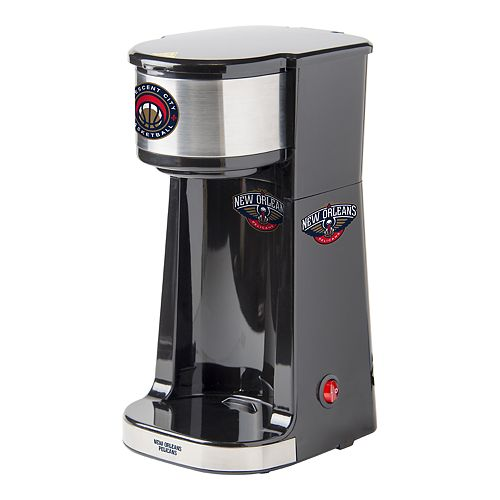 New Orleans Pelicans Small Coffee Maker