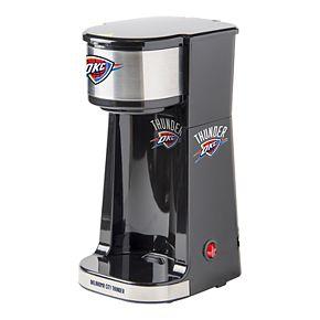 Oklahoma City Thunder Small Coffee Maker