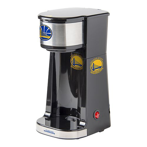 Golden State Warriors Small Coffee Maker
