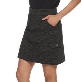Women's Croft & Barrow® Utility Knit Skort