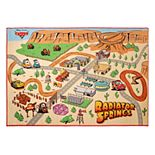 "Disney / Pixar Cars Radiator Springs Play Area Rug - 4'6"" x 6'6"""