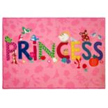 "Disney Princess Area Rug - 4'6"" x 6'6"""