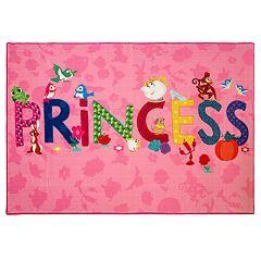 Disney Princess Area Rug - 4'6' x 6'6'