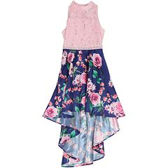 Girls 7-16 Speechless Floral Print Dress