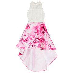 Girls 7-16 Speechless Floral Print Dress