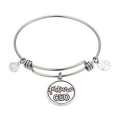 Love This Life 'Future CEO' Bangle Bracelet