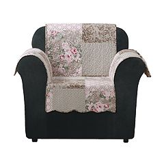 Sure Fit Heirloom Quilted Chair Slipcover