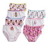 Disney's Fancy Nancy Girls 4-8 7-pack Panties