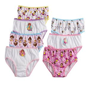 Disney Toy Story 4 Girls 7 Pack Panties