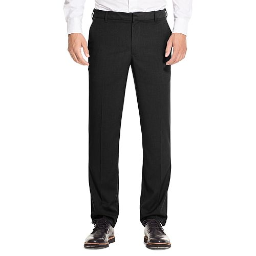 Mens Van Heusen EvenTemp Straight-Fit Dress Pants