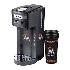 Boelter Miami Marlins Deluxe Coffee Maker
